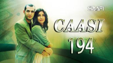 Photo of Caasi Part 194 Musalsal Turki Af Soomaali