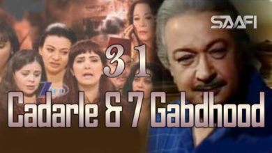 Photo of Cadarle & 7 Gabdhood Part 31 – Nuur Shariif
