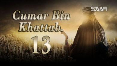 Photo of Cumar Bin KHattab Part 13 Musalsal Diini Ah.
