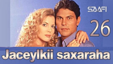 Photo of Jaceylkii Saxaraha Part 26