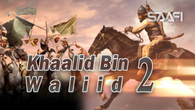 Photo of Khaalid Bin Waliid Part 2