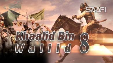 Photo of Khaalid Bin Waliid Part 8