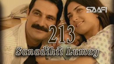 Photo of Sanadihii Lumay Part 213