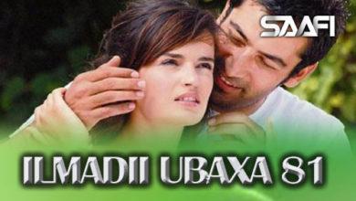 Photo of ILMADII UBAXA 81