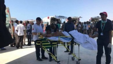 Photo of UAE to cover treatment cost for 100 Somalis injured in bombing