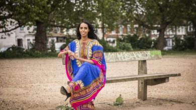 Photo of British Miss Universe model says people need to #StandwithSomalia if newspapers don't
