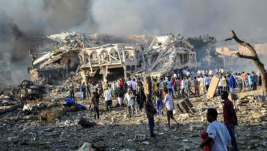 Photo of I was an eyewitness to the Mogadishu bomb. I'm alive, but heartbroken