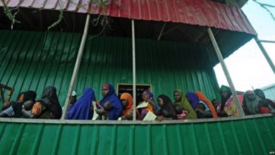 Photo of More Than 130 Somali Refugees Repatriated from Yemen