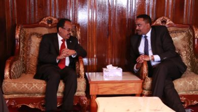 Photo of Somalia's President Calls For Support To Defeat Al-Shabaab