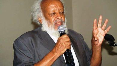 Photo of Former Somali MP Awad Ahmed Ashara Dies In Canada