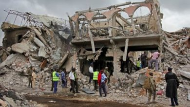 Photo of Intel official says Turkish military base was 'target' of Somalia truck bomb