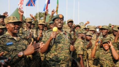 Photo of Uganda says ready to deploy 5,000 troops in Somalia outside AU, UN mandate