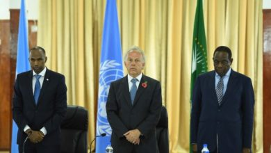 Photo of UN, AU envoys mull comprehensive approach to security in Somalia