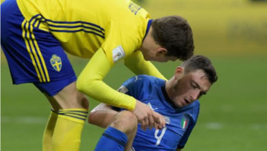Photo of Italy fails to qualify for 2018 World Cup after drawing with Sweden