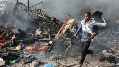 Photo of After Huge Truck Bombings, U.S. Steps Up Attacks Against Somali Militants