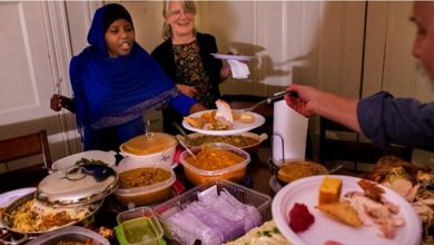 Photo of 'We Feel Like We Are All Family': Somali Refugees Share Their First Thanksgiving In Lowell