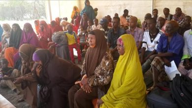 Photo of Conflict in Somalia's south forces over 10,000 to flee