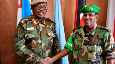 Photo of AMISOM to handover security to somali forces ahead of its withdrawal from the country