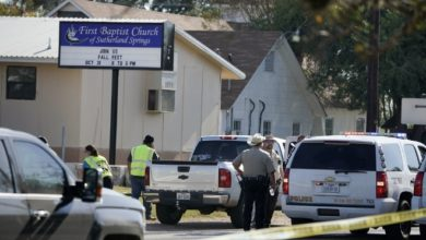 Photo of Texas: At least 26 killed in Sutherland Springs church