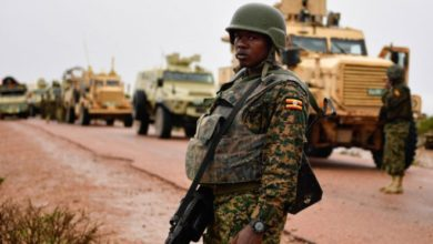 Photo of AMISOM troops in massive operation to flush out Al-Shabaab