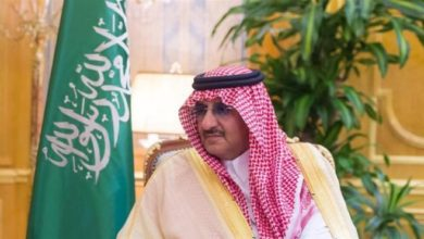 Photo of Saudi 'freezes bank accounts' of Mohammed bin Nayef