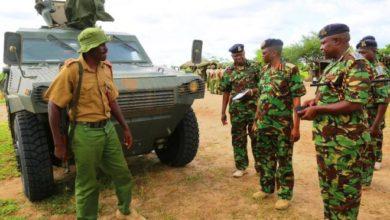 Photo of Al-Shabaab militants kill 2 police officers in coastal Kenya