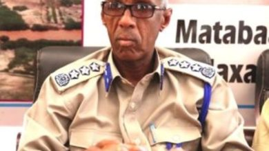 Photo of General Mukhtar Appointed As Acting Somali Police Boss