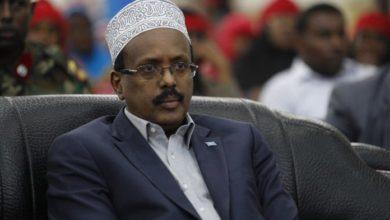 Photo of Somali President Attends EU-AU Summit In Abidjan