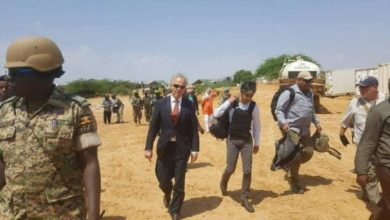 Photo of AU, UN Envoys Assess Security In Somalia Ahead Of Troops Exit