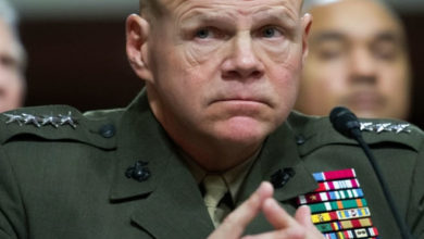 Photo of Top general tells Marines to be prepared for a big fight