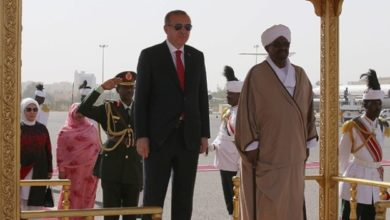 Photo of Erdoğan's Africa tour kicks off as he arrives in Sudan