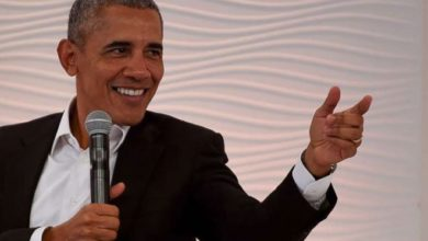 Photo of Think before you tweet, Barack Obama advises leaders