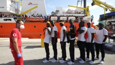Photo of Italy rescues more than 250 migrants in Mediterranean
