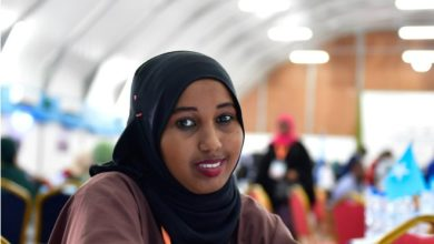 Photo of Hamdi Ali: A champion for the rights of women and girls in Somalia