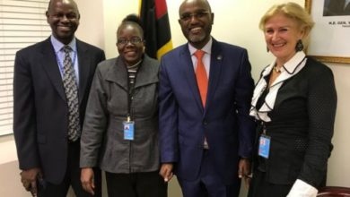Photo of Ugandan judge Solome Bossa joins the ICC in The Hague