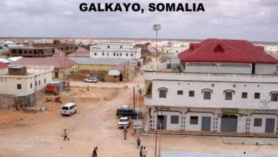 Photo of Breaking: Police commissioner killed in bomb blast in Galkayo