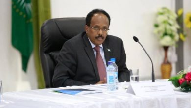 Photo of President Farmajo Says His Govt Is Committed To Rebuilding SNA