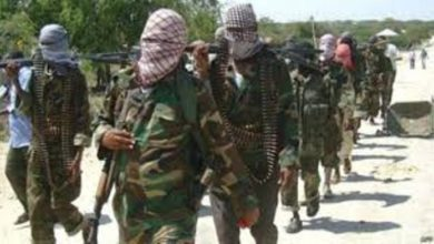 Photo of Militants Surrendered To Somalia Government Flown To Baidoa