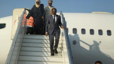 Photo of Somali President Cordially Welcomed In Turkey