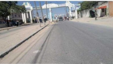 Photo of The Main Streets In Mogadishu Remain Closed For The Second Day