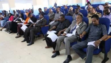 Photo of Somali parliament approves 247-mln-USD budget for 2018