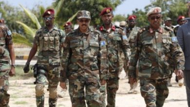 Photo of Somali president vows extra efforts after U.S. suspends aid to military