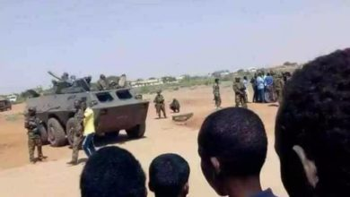 Photo of Beled Hawo Residents Clash With KDF Soldiers Over Border Wall
