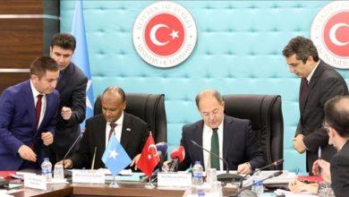 Photo of Turkey, Somalia sign economic partnership pact