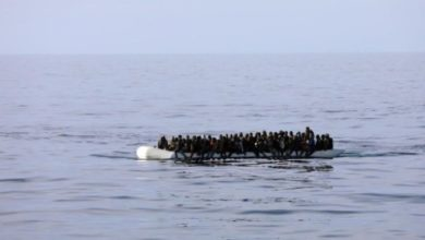 Photo of Some 1,400 migrants rescued at sea, two bodies recovered – Italy coastguard