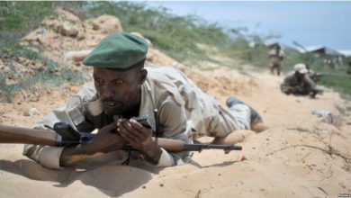 Photo of Somali Army Reports Killing 7 al-Shabab Militants