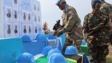Photo of UN report proposes use of force to prevent peacekeepers' deaths
