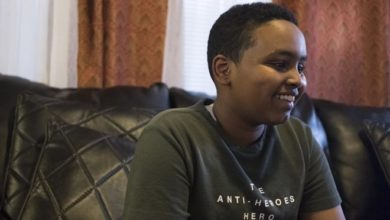 Photo of 'America stands for liberty': MN boy tells Trump he's wrong on Africa