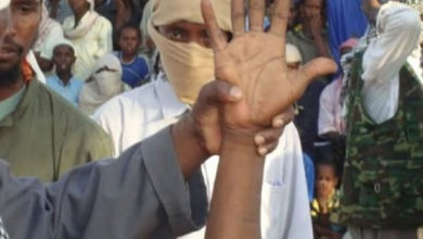 Photo of Al-Shabaab amputates hands of two men accused of theft