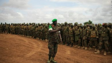 Photo of Urgent help sought for AU force's planned Somalia withdrawal